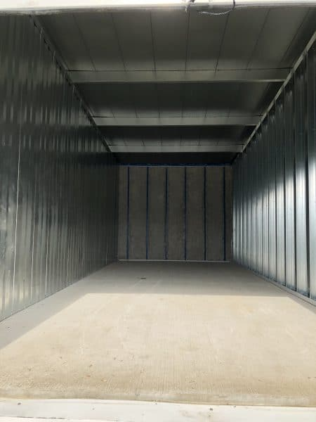 Gate Keeper Self Storage Stony Plain 10 x 25