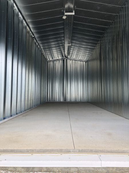 Gate Keeper Self Storage Stony Plain 10 x 30